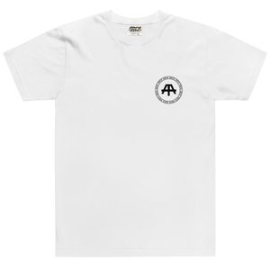Arch Clothing - Crest Tshirt White