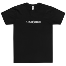 Load image into Gallery viewer, Mirror Tshirt - Black-Arch Clothing UK