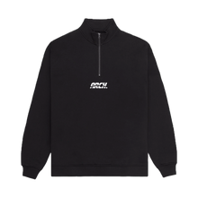 Load image into Gallery viewer, Original Quarter Zip - Black