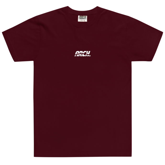 Original Tshirt - Burgundy