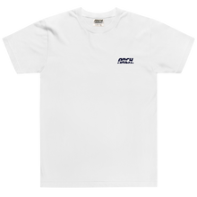 Load image into Gallery viewer, Arch Clothing - Peaks Tshirt White