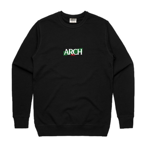 Saufen Sweatshirt - Black