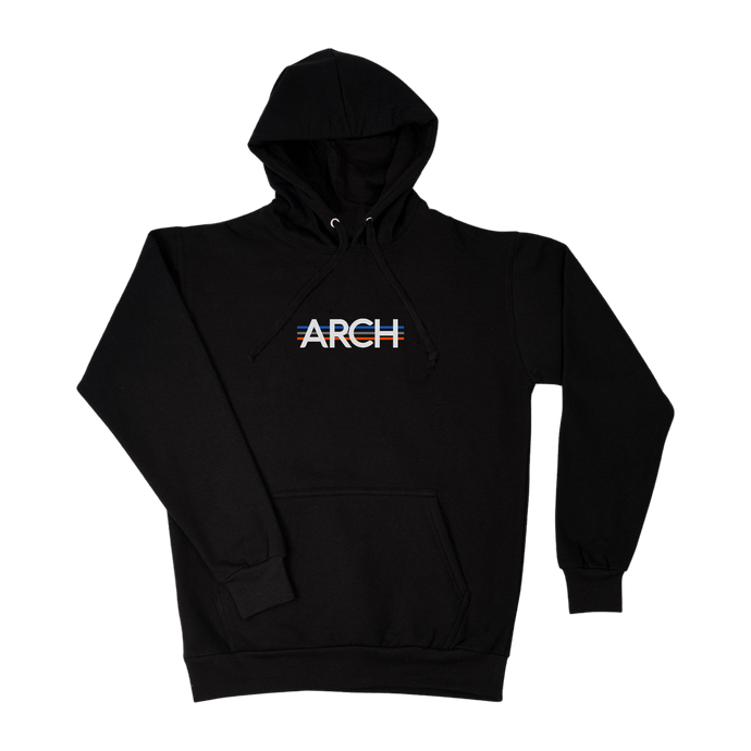 Arch Clothing Tri-Line Hoodie