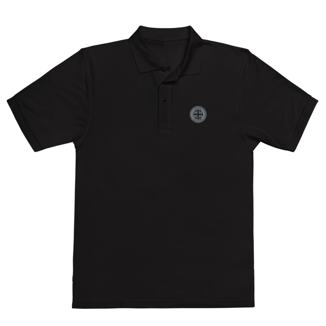 Albion Polo Shirt - Black