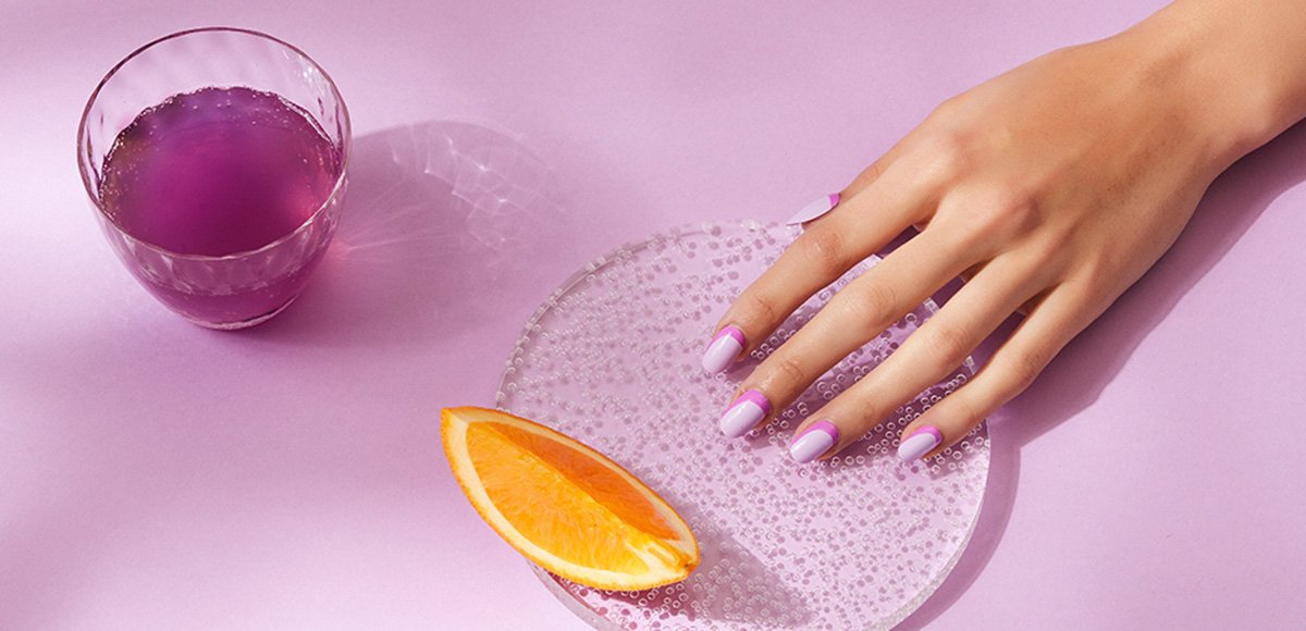 What is water permeable nail polish?
