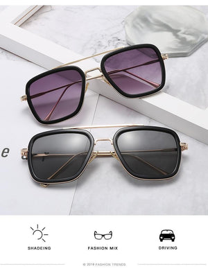 Sunglasses iron man same style (BUY 2 FREE SHIPPING)
