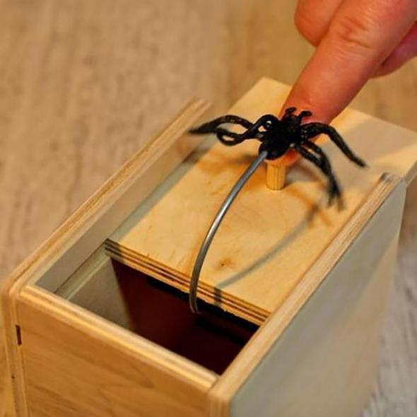 Prank Scare Spider (Buy 2 Free Shipping!!)
