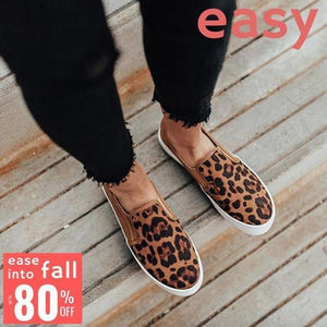 EASY Premium Orthopedic Leopard Loafer (Buy two free shipping)