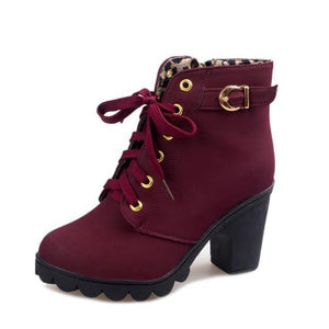 Ankle Boots for Women Martin Boots