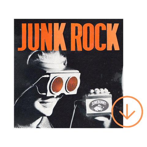 Junk Rock EP Digital Album