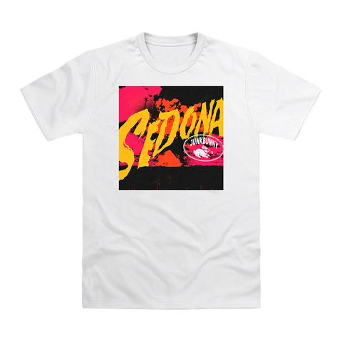 Sedona White Tee + Digital Album