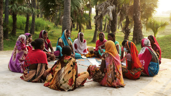Women from the Second Chance Education programme in Rajasthan
