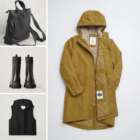 Outdoor fall outfits to wear