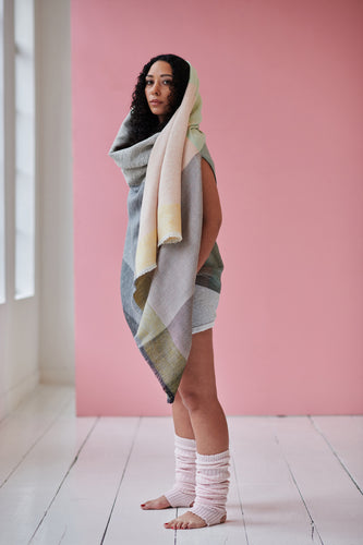 All seasons friendly scarf- Daria Cape Lena