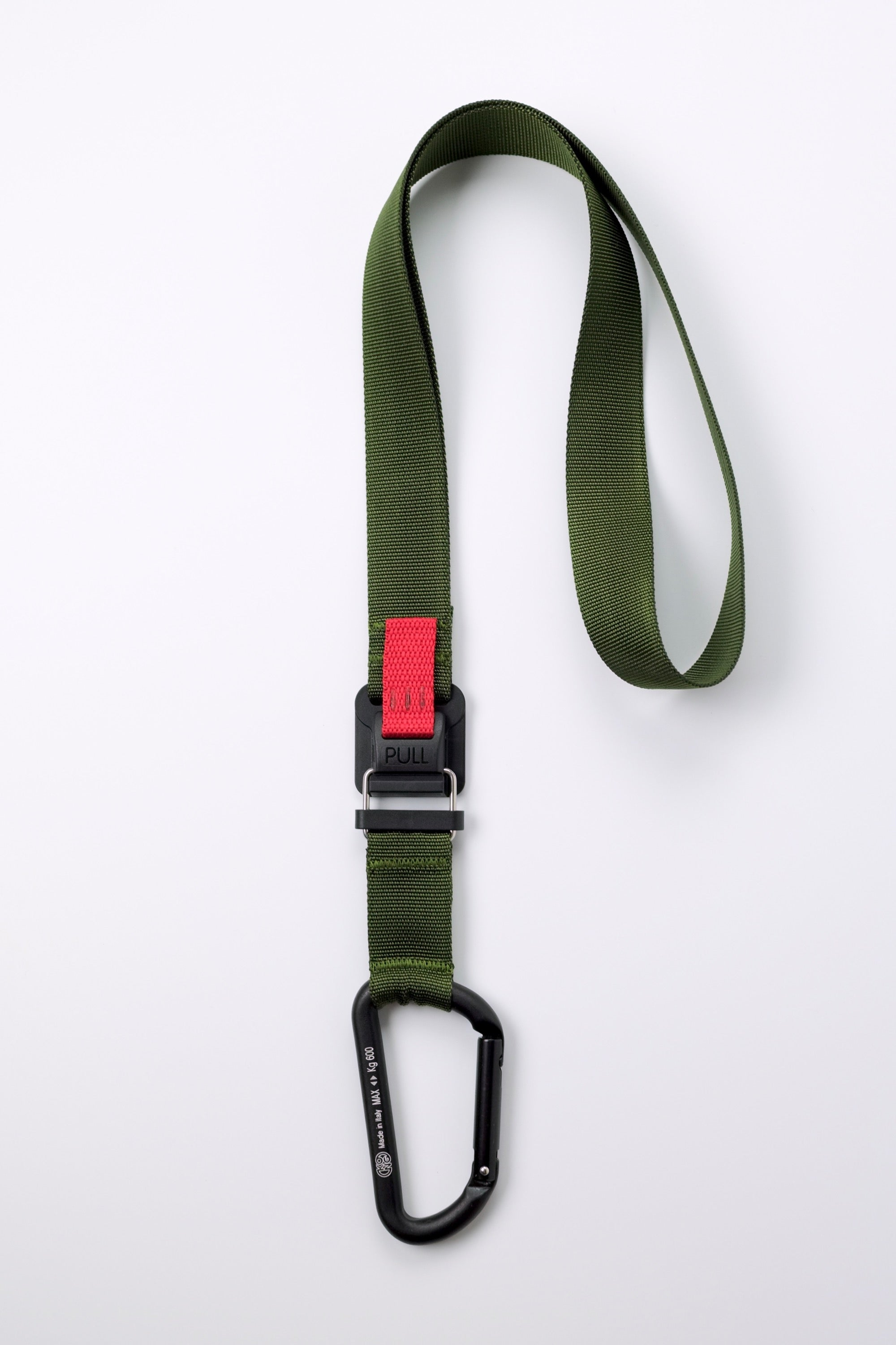 CHR04 technical key holder magnetic green
