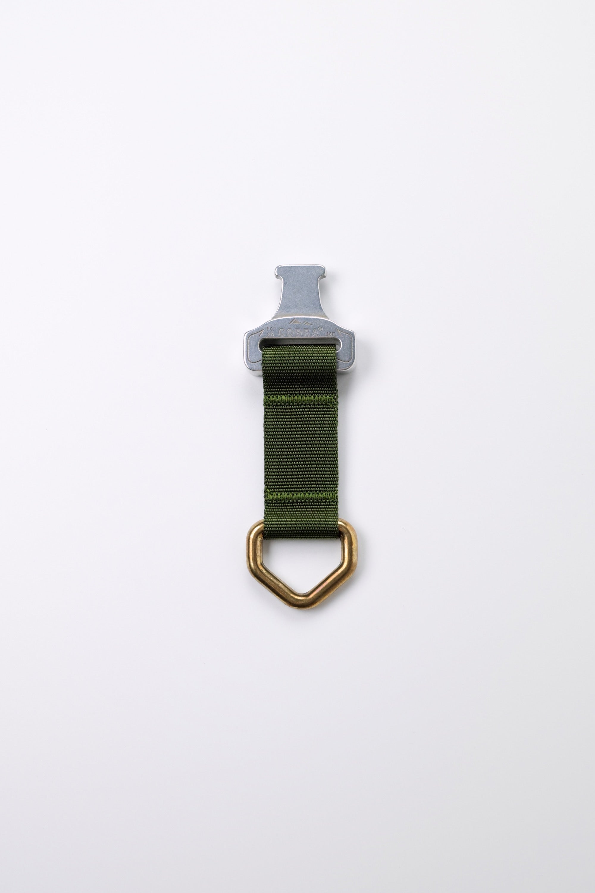 Replacement lower for COBRA® buckle straps green