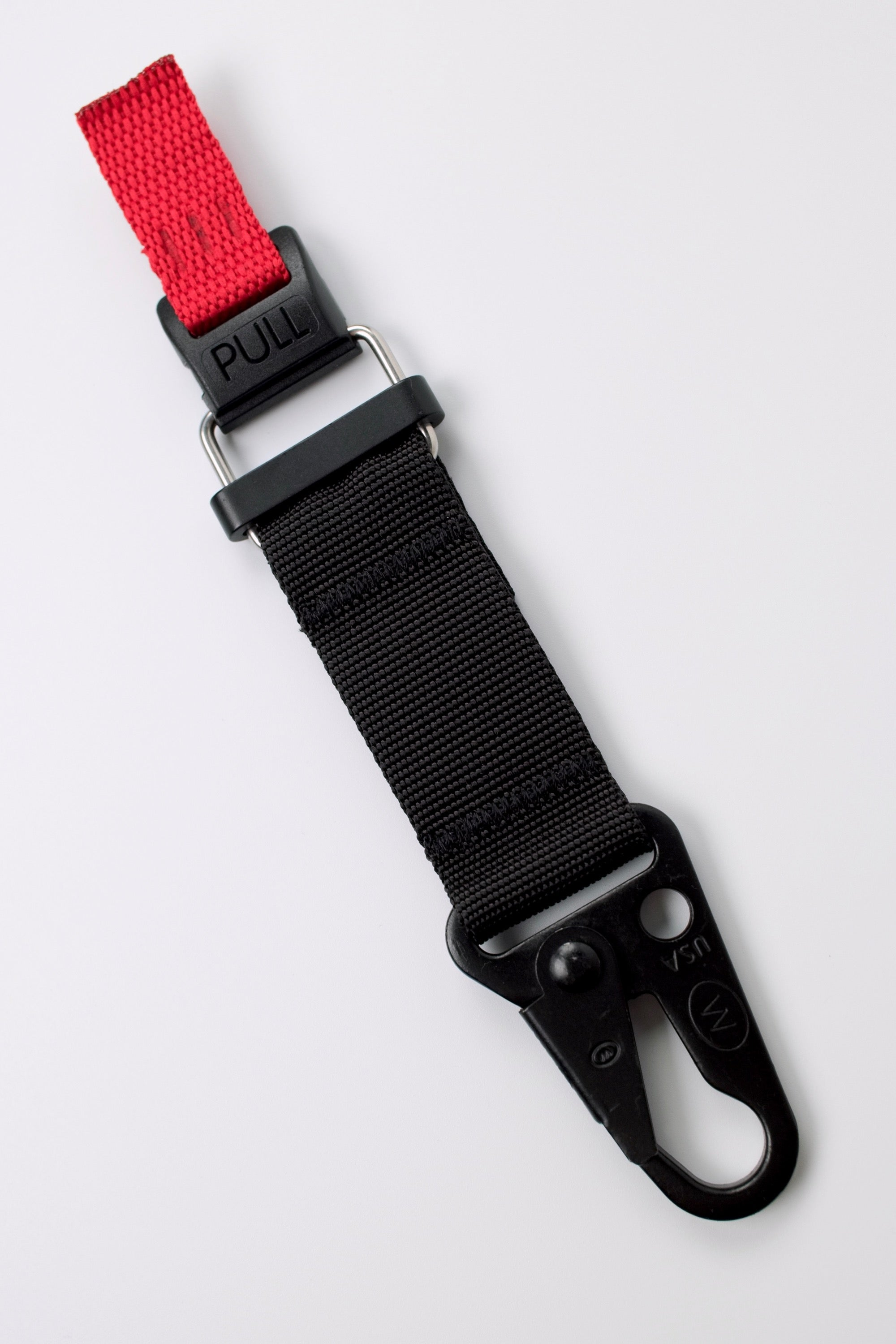 Replacement lower for Fidlock buckle straps black