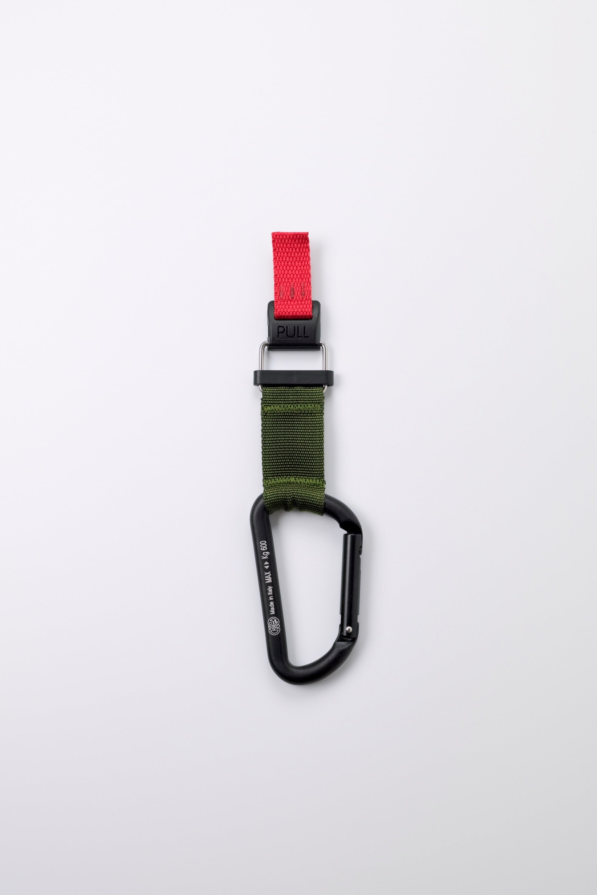 Replacement lower for Fidlock buckle straps green