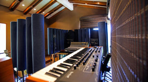 attackwall studiotrap keyboard studio acoustic