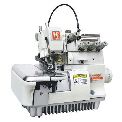 Fileteadora Industrial Kansew KS 700 4 XT Remate Coser