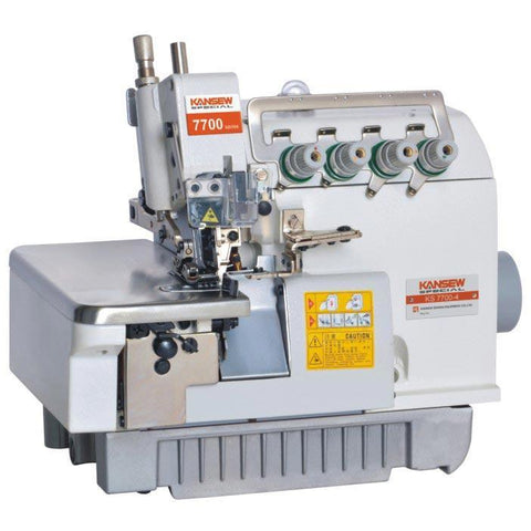 Fileteadora Industrial Kansew KS 7800 5T 35 Pesada