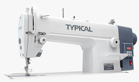 Plana Mecatrónica Typical Gc 6150 HD Maquina De Coser