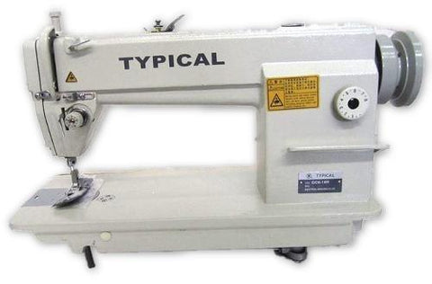 Plana Industrial Typical Gc 6-18 Maquina De Coser