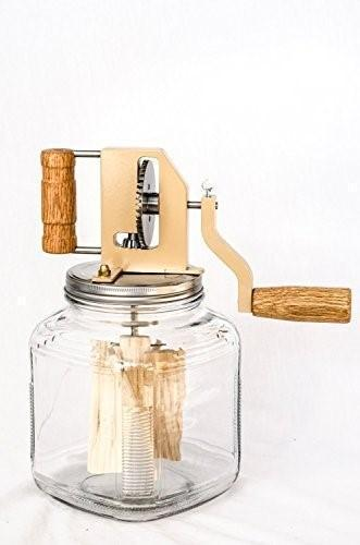 The Tamarack Hand Butter Churn, 1 Gallon, Durable & Heavy Duty