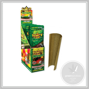 Juicy Jay's Hemp Wraps Blunt Manic