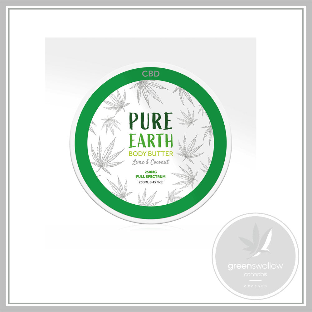 Body Butter 250 ml - Pure Heart