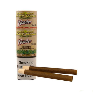 Cyclones Pre Rolled Blunt + Wood Tips - WonderBerry