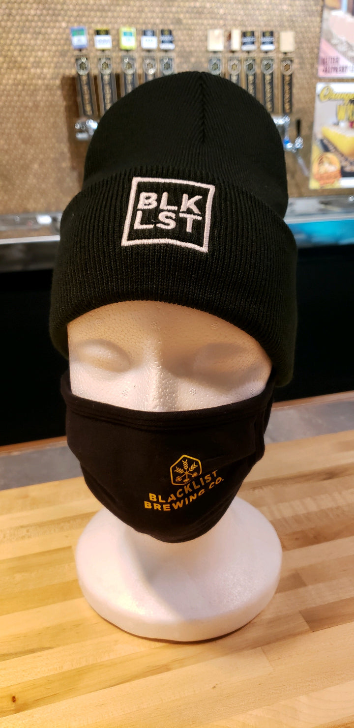 Blacklist Knit Winter Hat