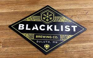 Blacklist Brewing Co. Magnet