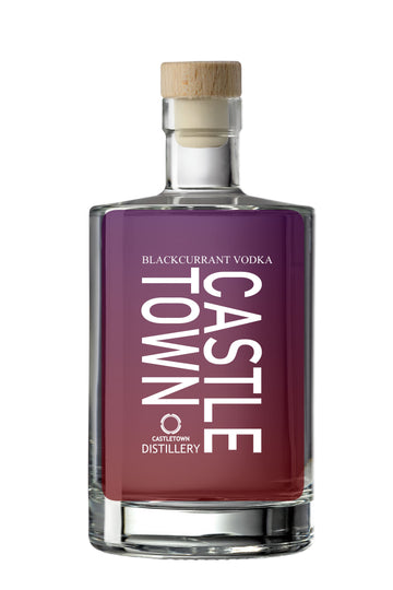 Castletown Distillery Blackcurrant Vodka