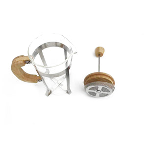 Sustainable Bamboo Coffee Press