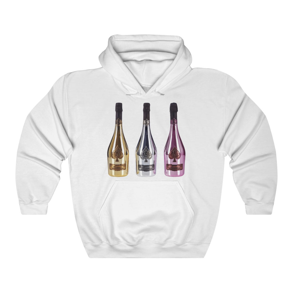 Elly Elz Ace of Spades Hooded Sweatshirt