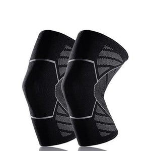 Load image into Gallery viewer, 1 Pcs Knee Sleeves Support Protector Sport Kneepad Fitness Running Cycling - My Web Store Shopping