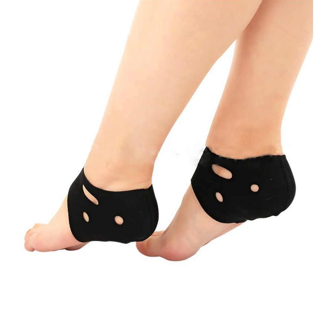 1 Pair Ankle Heel Protector Brace Breathable Sports Ankle Support Heels - My Web Store Shopping