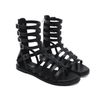 Roman sandals female flat bottom tube female sandals - My Web Store Shopping