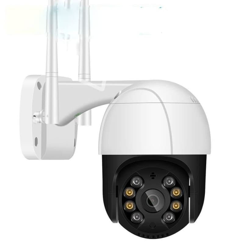 1080P PTZ Wifi IP Camera Outdoor 4X Digital Zoom AI Human Detect Wireless Camera H.265 P2P ONVIF Audio 2MP Security CCTV Camera - My Web Store Shopping