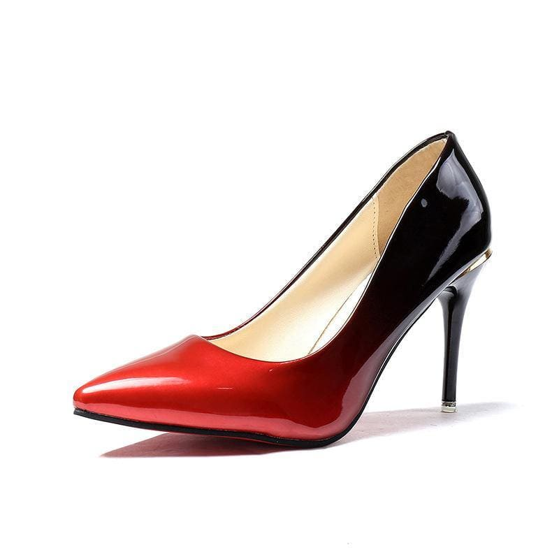 Gradient high heels - My Web Store Shopping