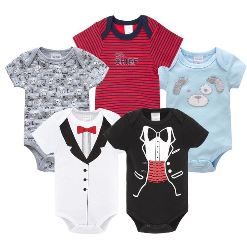 5-piece newborn clothes - My Web Store Shopping