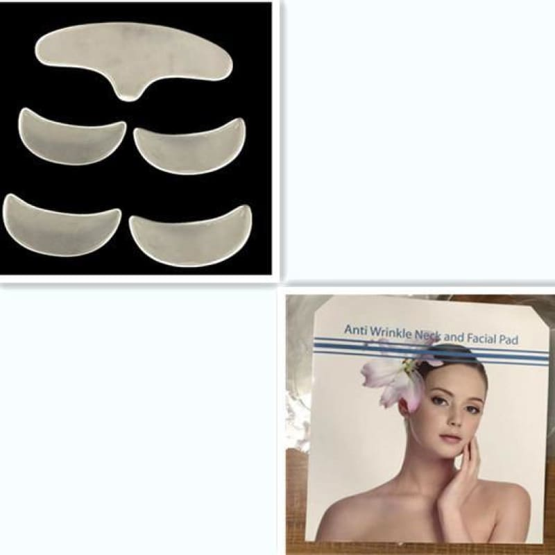 Anti Wrinkle Face Pads - My Web Store Shopping