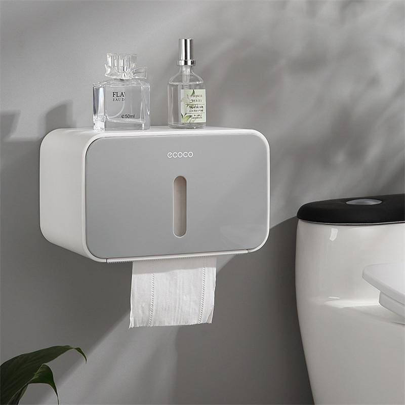 Waterproof Toilet Paper Holder - My Web Store Shopping