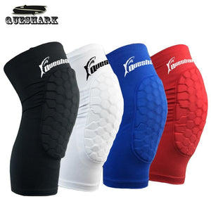 Load image into Gallery viewer, 1Pcs Basketball Knee pads Running Cycling Football Knee Brace Support Protector - My Web Store Shopping