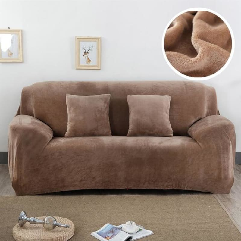 Load image into Gallery viewer, Sofa Cover Elastic for Living Room Sectional Stretch Couch Cover L Shaped Corner - My Web Store Shopping
