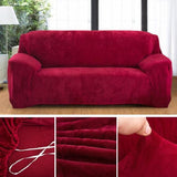 Sofa Cover Elastic for Living Room Sectional Stretch Couch Cover L Shaped Corner - My Web Store Shopping