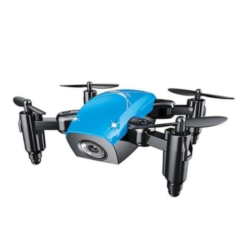 Load image into Gallery viewer, Mini Drone with Camera Drone HD Foldable WiFi Altitude Mode Quadcopter Drone VS RC Hold Selfie - My Web Store Shopping