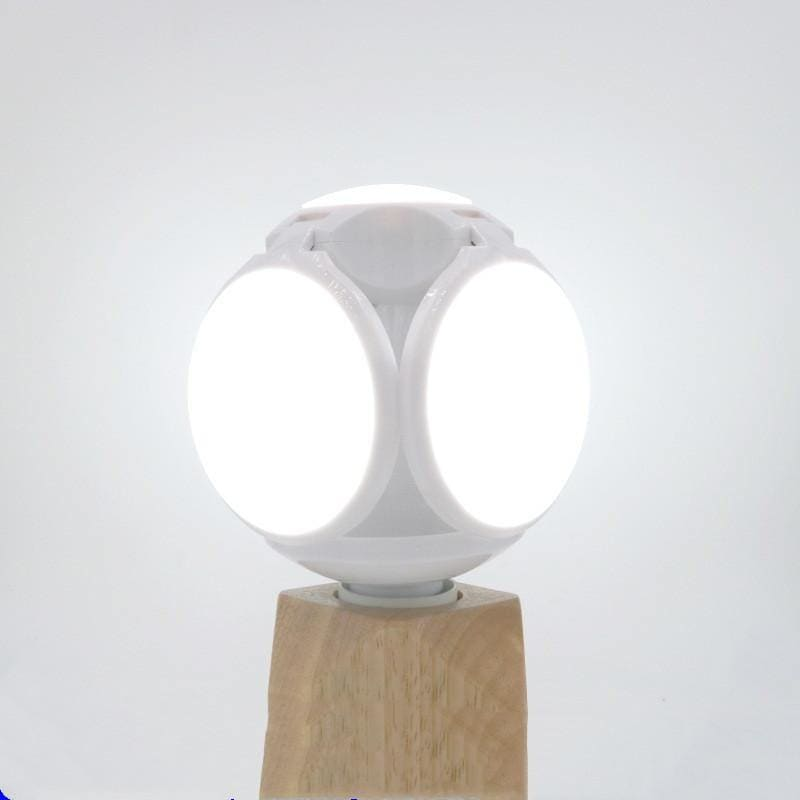Foldable Leaf Light Football Light LED Light - My Web Store Shopping