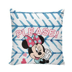 45x45cm Black White Cartoon PillowCase Mickey Mouse Minnie Mouse Sleeper cover Children - My Web Store Shopping